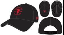 Манчестер Юнайтед новая эра 9 сорок черная кепка бейсболка официально лицензированный