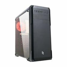 Noua Noob X3 Middle Tower Case per PC - Nero (CS1118CZ-X3K512)
