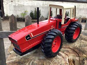 1/16 scale Ertl 464 International harvester 2+2 3588 tractor tracteur Traktor