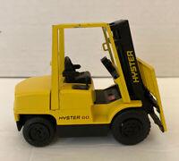 Vintage NZG Germany Hyster 60 1/30 Model Forklift #852913 - RARE !!
