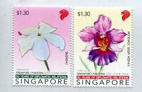 SINGAPORE STAMP 2016 50 YEARS SINGAPORE - PAKISTAN JOINT STAMP ISSUE 2v. MNH
