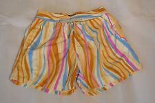 Vilebrequin Multi Colour Stripe Print Mens Swimming Shorts Trunks Mens Large L