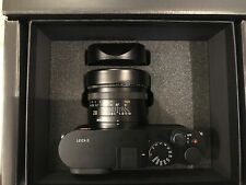 New listing Leica 19000 Q 28mm f 1.7 Digital Compact Camera - Black