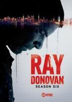 Ray Donovan: Season 6 (DVD, 2019, 4-Disc Set) Brand New