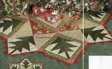 Forever Green Quilt Pattern Pieced/Paper Pieced TE