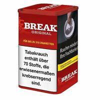 6 x Break Original Volumen Tabak à 140 Gramm Zigarettentabak / Tabak