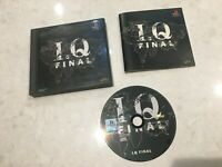 I.Q. IQ Final PS1 Playstation 1 NTSC J Japan Japanese Import Intelligent Cube