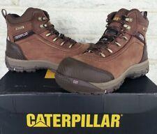 "Caterpillar CAT Womens 6"" Ally Composite Toe Waterproof Work Boots Size 8 P90760"