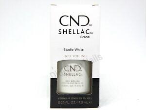CND Shellac UV Gel Polish 0.25oz- Batch 1 (A-W)