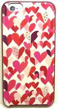 iPhone 6S Plus Case, Slim, Crystal Stones Pretty Hearts, Original Kate Spade