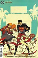 Young Justice Issue 7 Limited Variant Modern Age First Print 2019 Bendis Timms