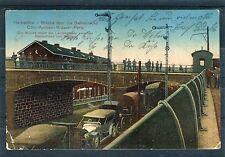 Herbesthal Brücke über die Bahnstrecke Köln-Aachen-Brüssel-Paris - 00780