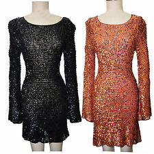 Round Neck Party Regular Topshop Dresses for Women