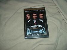 Goodfellas Dvd 2004, 2-Disc Special Edition Scorsese De Niro Pesci Liotta 1990