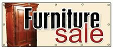 "48""x120"" Furniture Sale Banner Sign Signs Sign Sofa Recliner Chair dinette"