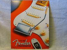 Fender Stratocaster Electric Guitar Metal Sign Music Collect headstock body