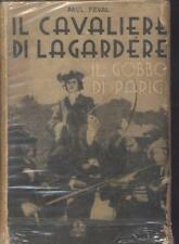 Feval Paul Il cavaliere di Lagardere Il gobbo di Parigi