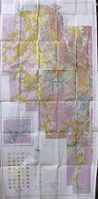 2 Sheet Soil Survey Map Eugene Area Oregon Cottage Grove Junction City 1925 1925