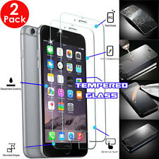 """2x Genuine TEMPERED GLASS Invisible Screen Protector Shield For iPhone 6s 6 4.7"""""""