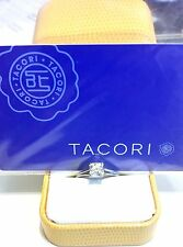 1.12CT HEARTS ON FIRE TACORI AGS CERTIFIED Diamond Engagement Ring ($17,000+)