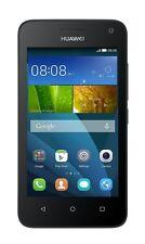 Huawei Y3 Black Y360 - SIM Free Unlocked 3G Smartphone 5MP Android F/Camera -NEW