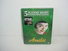 Amelie 2 Disc Set Special Edition Dvd Movie