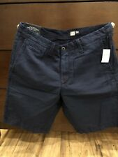 Gap Navy Blue Cargo Shorts 30 Waist