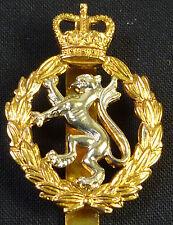 WRAC Womens Royal Army Corps cap badge