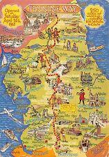 B101808 pennine way map cartes geographques   uk