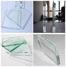 Bespoke Toughened & Polished Glass Balustrade Panels Custom Made 10mm or 12mm