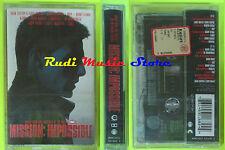 MC MISSION IMPOSSIBLE SIGILLATA SEALED CRANBERRIES MASSIVE ATTACK cd lp dvd vhs