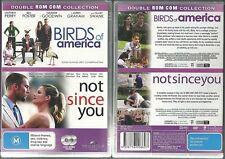 NOT SINCE YOU CHRISTIAN KANE + BIRDS OF AMERICA HILARY SWANK GREAT NEW 2 DVD SET