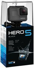 GoPro CHDHX-502 HERO5 Black 4K Action Camera, Black