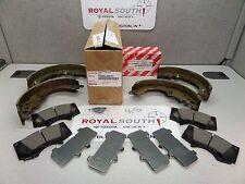 Toyota Tacoma Front Brake Pad & Rear Brake Shoe Set Genuine OE OEM