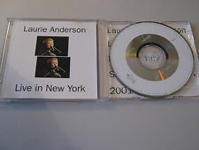Laurie Anderson - Live in New York 2CD