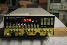 HP 8112A 50MHz Pulse Generator  Works Good!!
