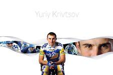 CYCLISME  carte cycliste YURIY KRIVTSOV équipe AG2R 2007