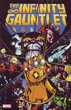 Infinity Gauntlet trade paperback Jim Starlin Thanos Marvel