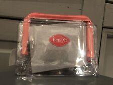 Bnwt Benefit Cosmetic Bag - Make Up Bag - Beauty Blogger