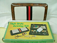 Vintage Sewing Kit--Snap High Style Case--Original NEW in Box--Unused