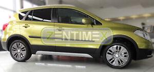 Schutzleisten für Suzuki SX4 S-Cross 2 2013- 5-türer