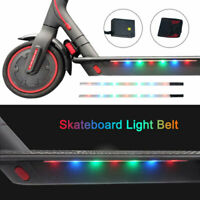 Colorful LED Licht Strip Bar Lamp Für Xiaomi M365 M365 Pro Electric Scooter