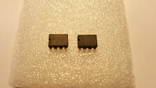 LM358 LOW POWER DUAL AMPLIFICATORI - 2 Pack-IC PCB 8 PIN-gratis UK P & P