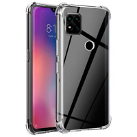 Armour Case For Xiaomi Redmi 9C Shockproof Clear Slim Cover