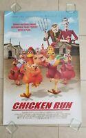 Chicken Run movie poster  - original International 1 Sheet - Animation