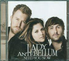 Lady Antebellum - Need You Know Cd Eccellente