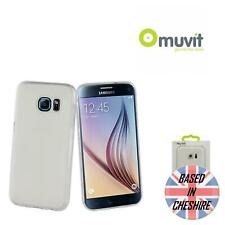 Muvit Crystal Soft Case for Samsung Galaxy S7 Protective Cover Clear