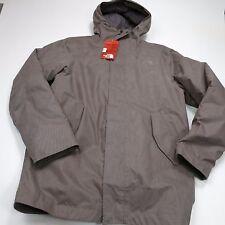 $300 North Face Men's Elmhurst Triclimate Medium Grey NEW