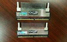 OCZ Flex XLC 2GB (2 x 1GB) 240-Pin DDR2 SDRAM PC2 9200 Model OCZ2FX11502GK