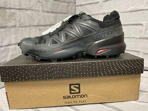 Salomon Speedcross 5 GTX UK 10.5 Men's Running Shoes RRP £150